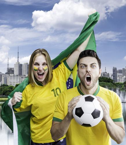 サッカー開催地ブラジルサンパウロ州